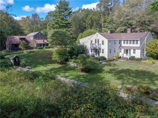Single Family For Sale, Colonial,Antique - Wilton, CT (photo 1)