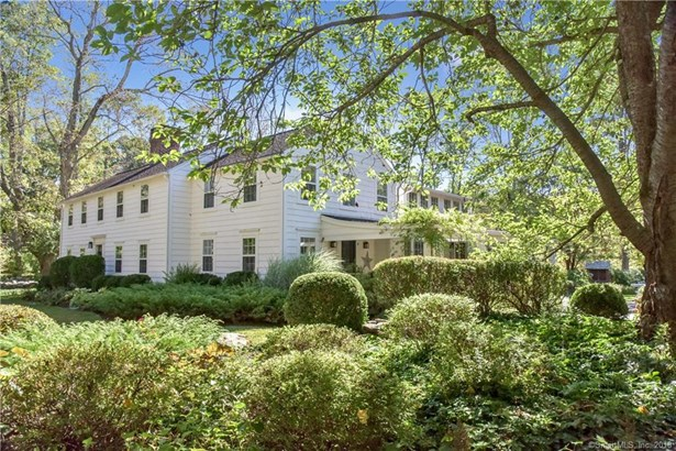 Single Family For Sale, Colonial,Antique - Wilton, CT (photo 3)