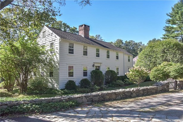 Single Family For Sale, Colonial,Antique - Wilton, CT (photo 4)