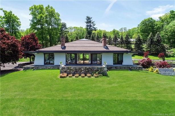 Single Family For Sale, Contemporary - Ridgefield, CT (photo 1)