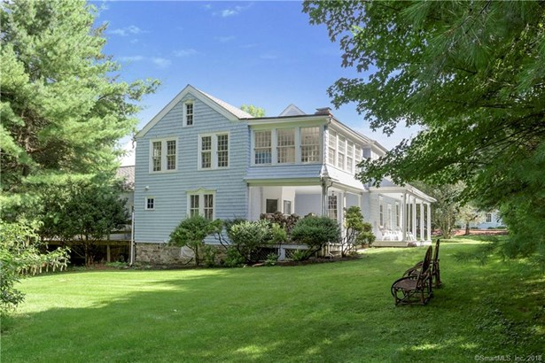 Single Family For Sale, Colonial,Antique - Redding, CT (photo 3)