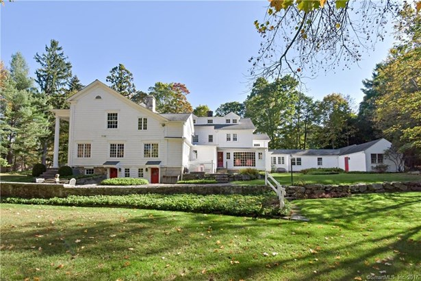 Single Family For Sale, Colonial,Farm House - Ridgefield, CT (photo 1)