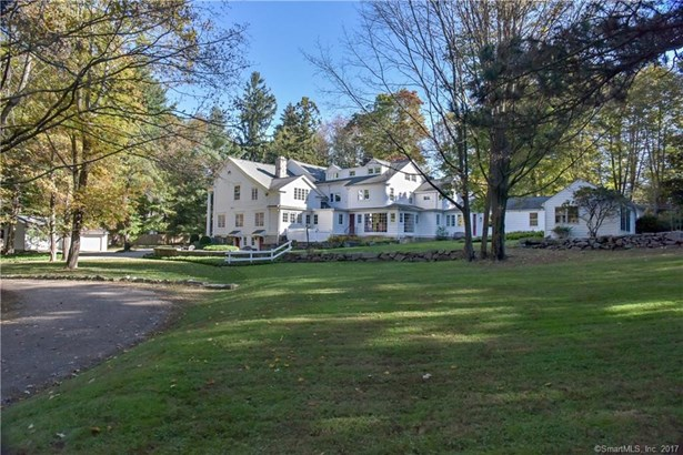 Single Family For Sale, Colonial,Farm House - Ridgefield, CT (photo 3)