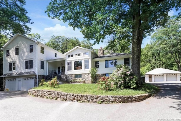 Single Family For Sale, Colonial,Contemporary - New Fairfield, CT