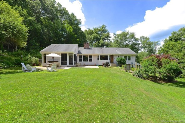 Single Family For Sale, Ranch - Redding, CT (photo 1)