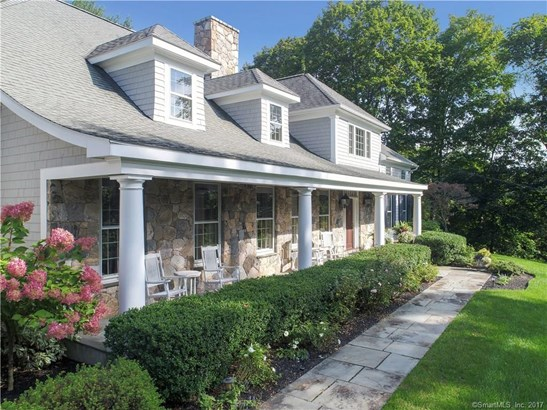 Single Family For Sale, Cape Cod,Colonial - Ridgefield, CT (photo 2)