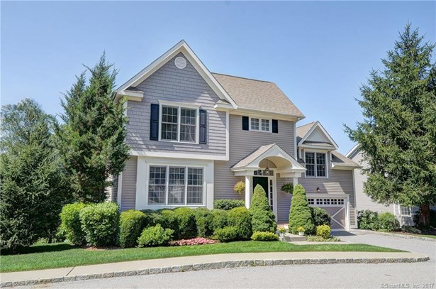 Single Family For Sale, Colonial - Redding, CT (photo 1)