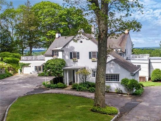 Single Family For Sale, Colonial,Georgian Colonial - Ridgefield, CT (photo 2)