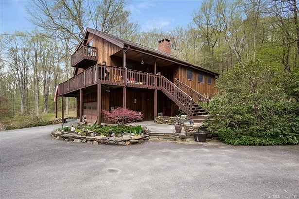 Single Family For Sale, Contemporary,Chalet - New Fairfield, CT (photo 1)