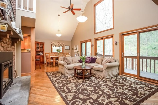 Single Family For Sale, Contemporary,Chalet - New Fairfield, CT (photo 3)