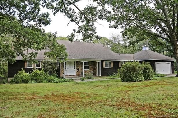Single Family For Sale, Cape Cod - Sherman, CT (photo 1)