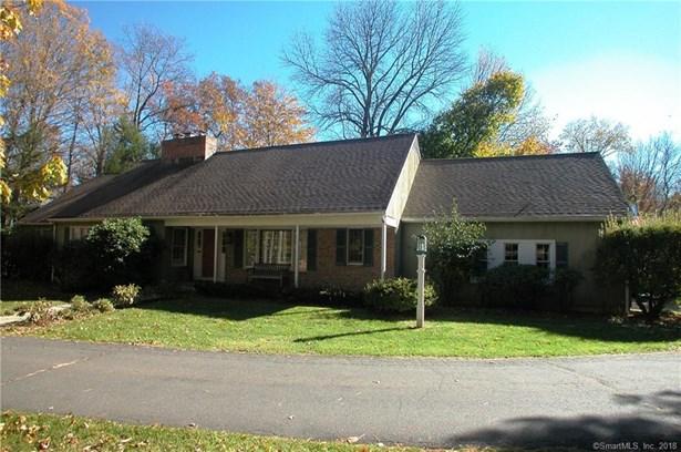 Single Family For Sale, Cape Cod - Redding, CT (photo 1)