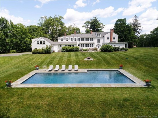Single Family For Sale, Colonial - Ridgefield, CT (photo 3)