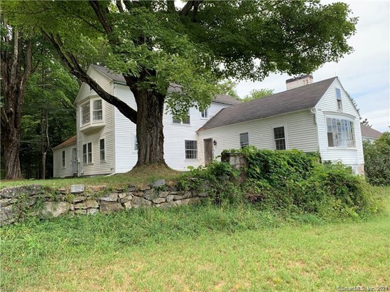 Single Family For Sale, Colonial,Antique - Winchester, CT