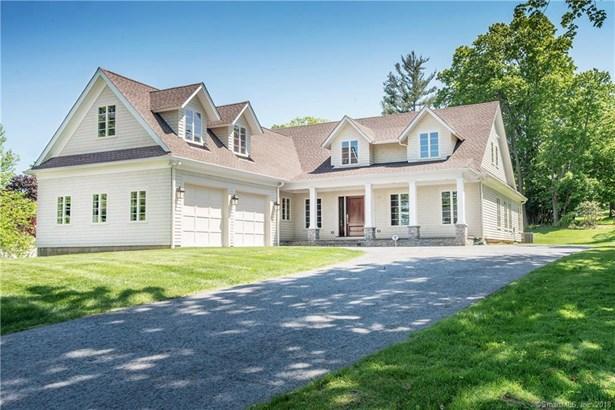 Single Family For Sale, Cape Cod - Ridgefield, CT (photo 1)