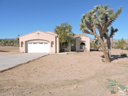 Single Family Detach - Yucca Valley, CA