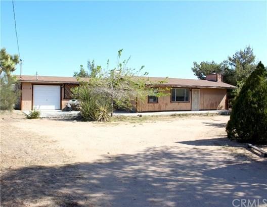 58610 Mesa Drive, Yucca Valley, CA - USA (photo 1)