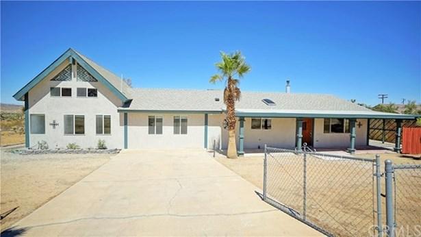 60468 Natoma, Joshua Tree, CA - USA (photo 1)