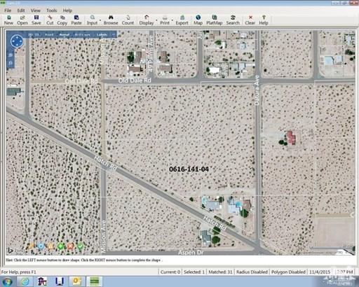 0 Hatch And Datura Road, 29 Palms, CA - USA (photo 1)