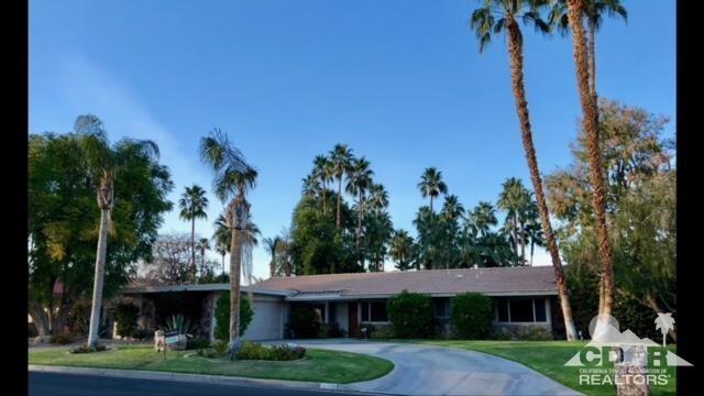Single Family Detach - Indian Wells, CA