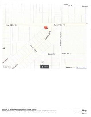 0 Larrea And Two Mile Road Avenue, 29 Palms, CA - USA (photo 4)