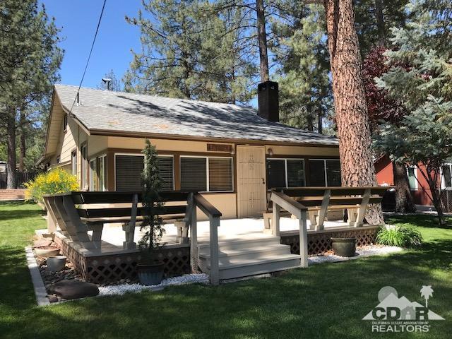Single Family Detach - Mountain Center, CA