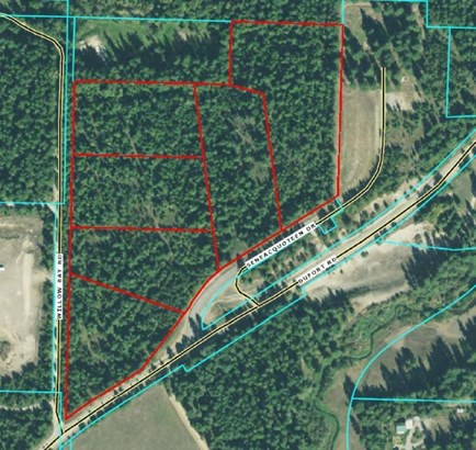 Lot 1 Seneacquoteen Dr, Sagle, ID - USA (photo 1)