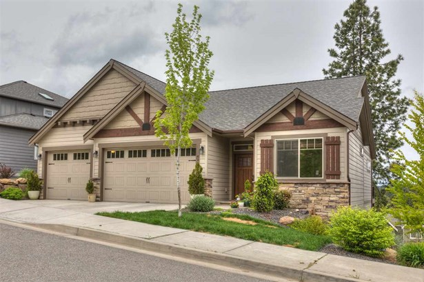 4305 S Big Horn Ln, Spokane, WA - USA (photo 1)