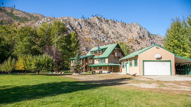 12787 Entiat River Rd, Entiat, WA - USA (photo 1)