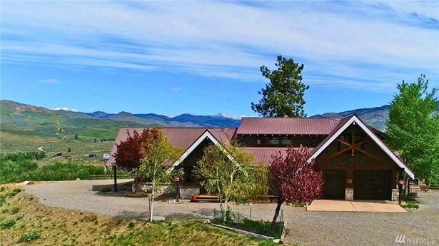 30 N Palomino Rd, Winthrop, WA - USA (photo 1)