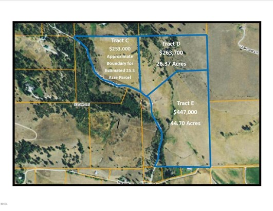 Tract D Smith Creek Lane, Victor, MT - USA (photo 4)