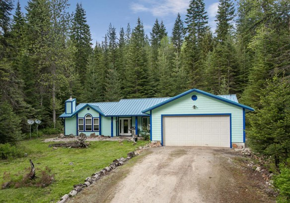 837 Fox Creek, Priest River, ID - USA (photo 1)