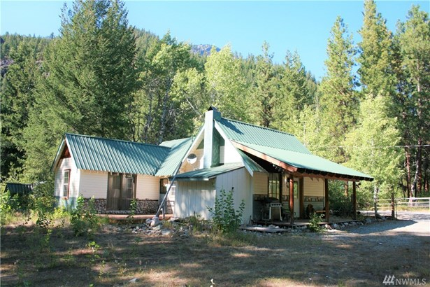 707 Lost River Road, Mazama, WA - USA (photo 1)