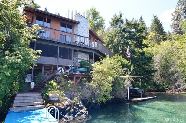 21170 S Lakeshore Rd, Chelan, WA - USA (photo 1)