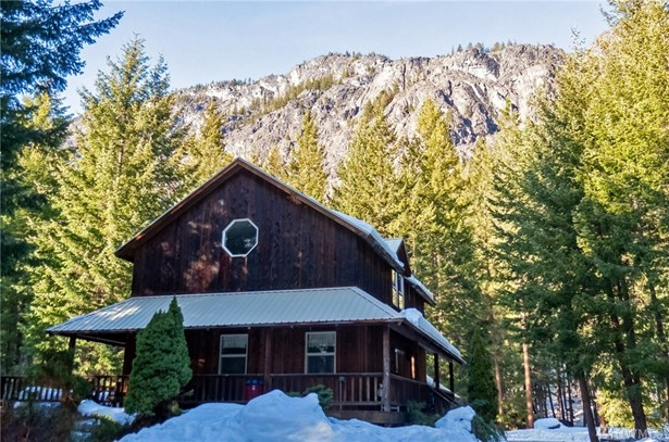 234 Lost River Rd, Mazama, WA - USA (photo 2)