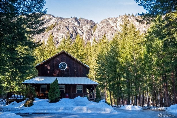 234 Lost River Rd, Mazama, WA - USA (photo 4)