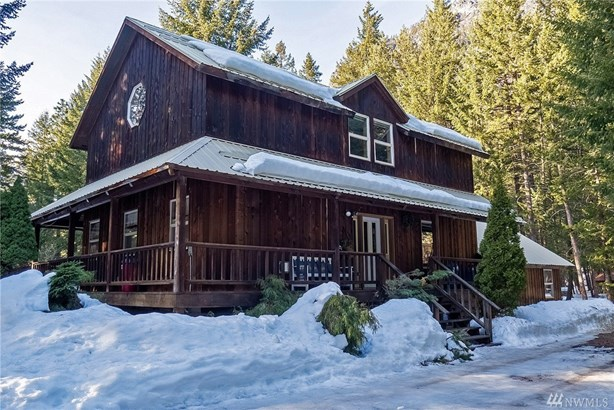 234 Lost River Rd, Mazama, WA - USA (photo 5)