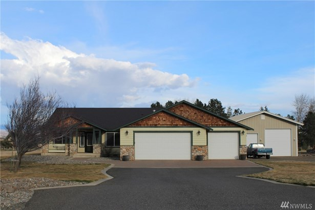 100 Meadow View Dr, Ellensburg, WA - USA (photo 1)