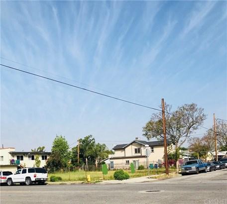 Land/Lot - San Fernando, CA