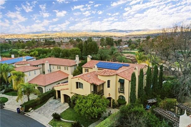 Single Family Residence, Mediterranean,Spanish - Valencia, CA
