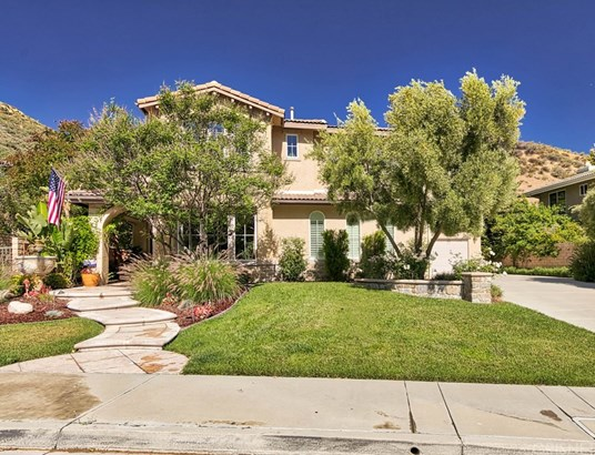 Single Family Residence, Traditional - Stevenson Ranch, CA (photo 1)