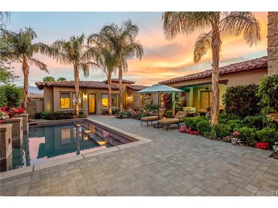 Single Family Residence, Mediterranean,Spanish - Indian Wells, CA (photo 1)