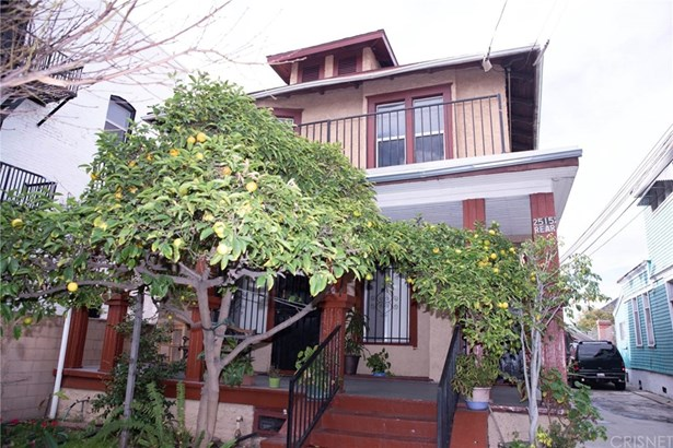 Craftsman, Triplex - Los Angeles, CA