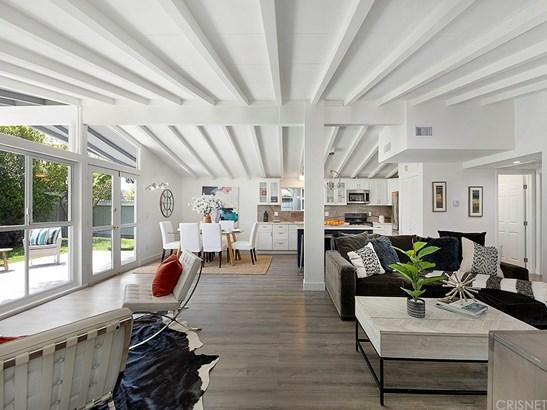 Single Family Residence, Mid Century Modern - West Hills, CA