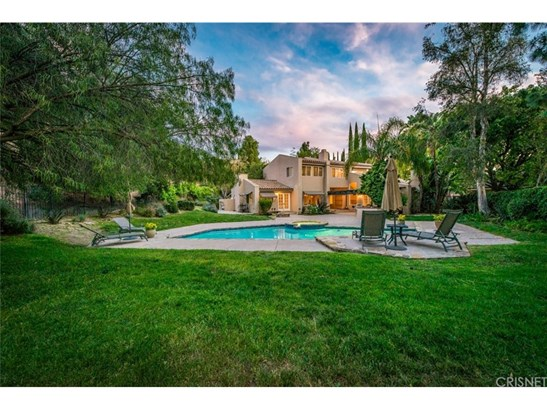 Mediterranean, Single Family Residence - Calabasas, CA (photo 1)