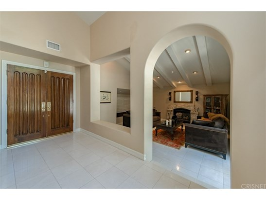 Mediterranean, Single Family Residence - Calabasas, CA (photo 4)