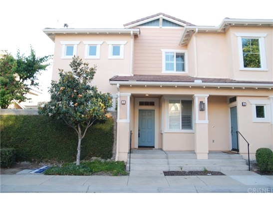 Townhouse, Traditional - Simi Valley, CA (photo 1)
