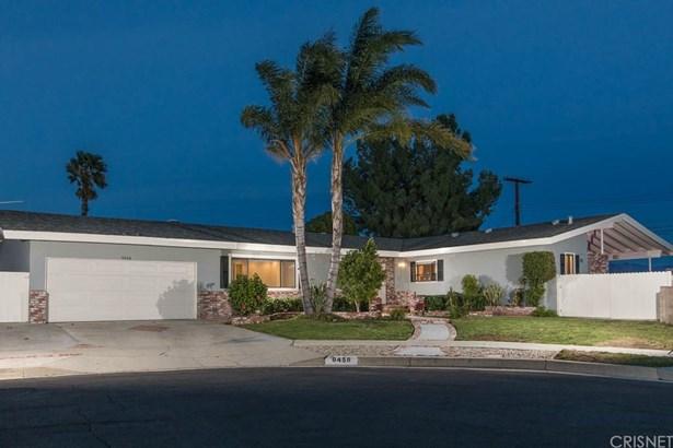 Contemporary,Modern, Single Family Residence - Northridge, CA (photo 1)