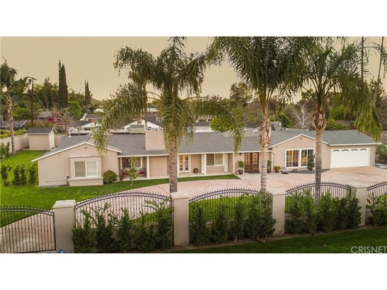 Ranch,Traditional, Single Family Residence - Woodland Hills, CA (photo 1)