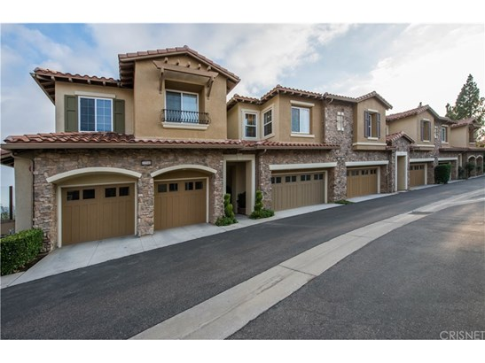 Townhouse, Traditional - Chatsworth, CA (photo 1)